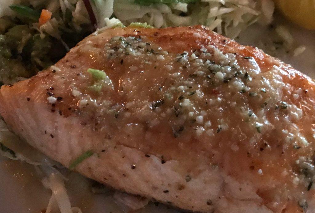 Salmon at Charro del Rey