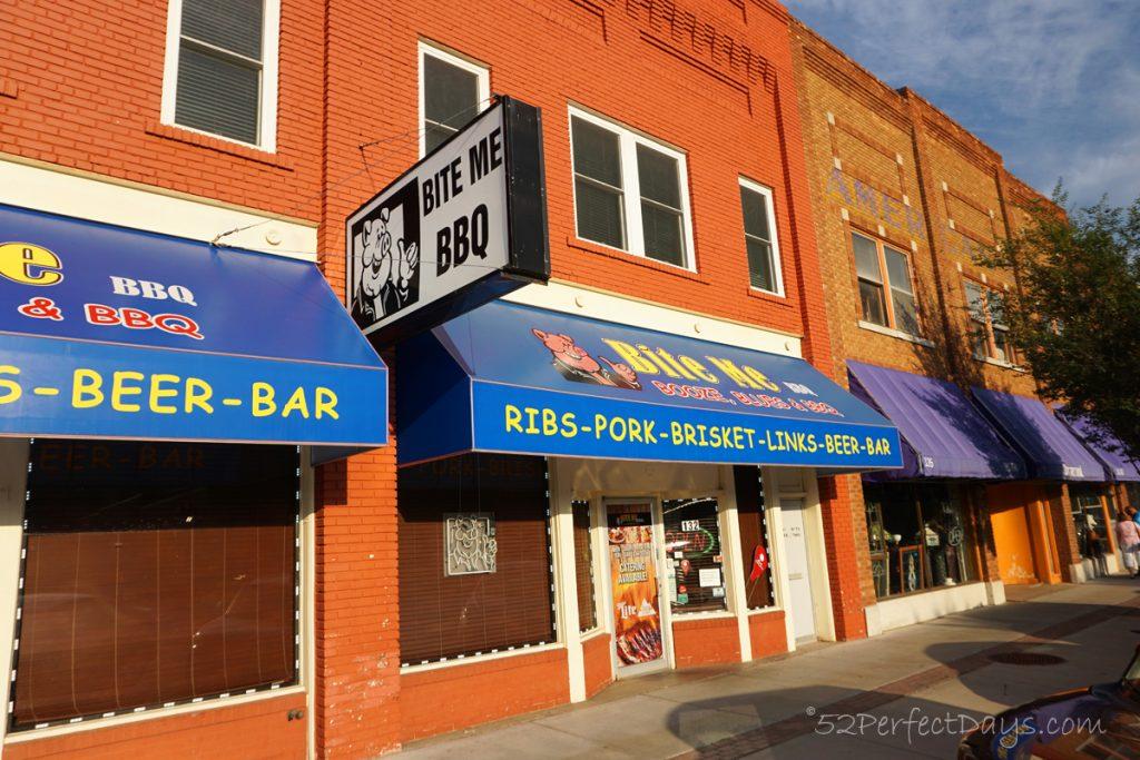 Bite Me BBQ Wichita, Kansas