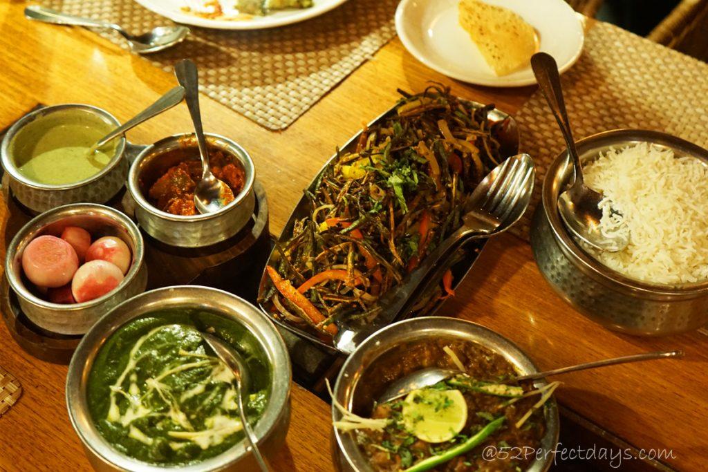 Zaffran Restaurant in Delhi