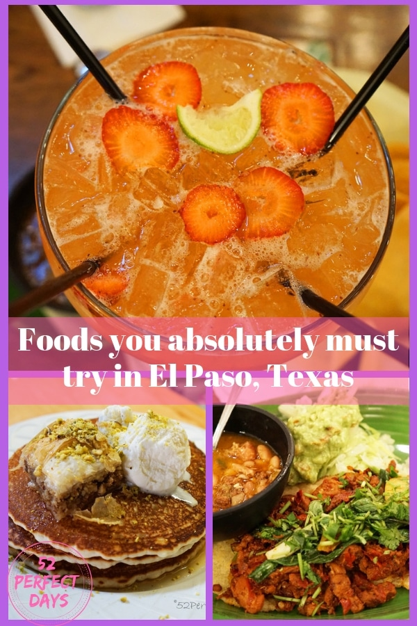 Top Restaurants and Foods to Eat in El Paso, Texas