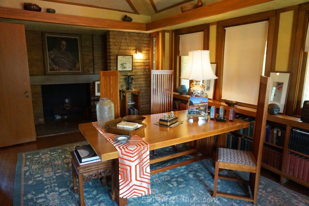 Frank Lloyd Wright House Wichita Study