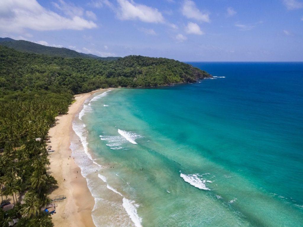 Nagtabon and Talaudyong Beach