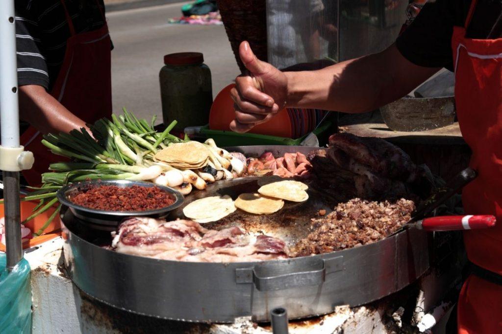 Street Taco in Puerto Vallarta