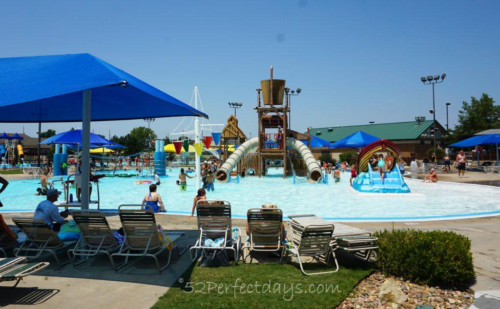 Waterpark in Wichita, Kansas