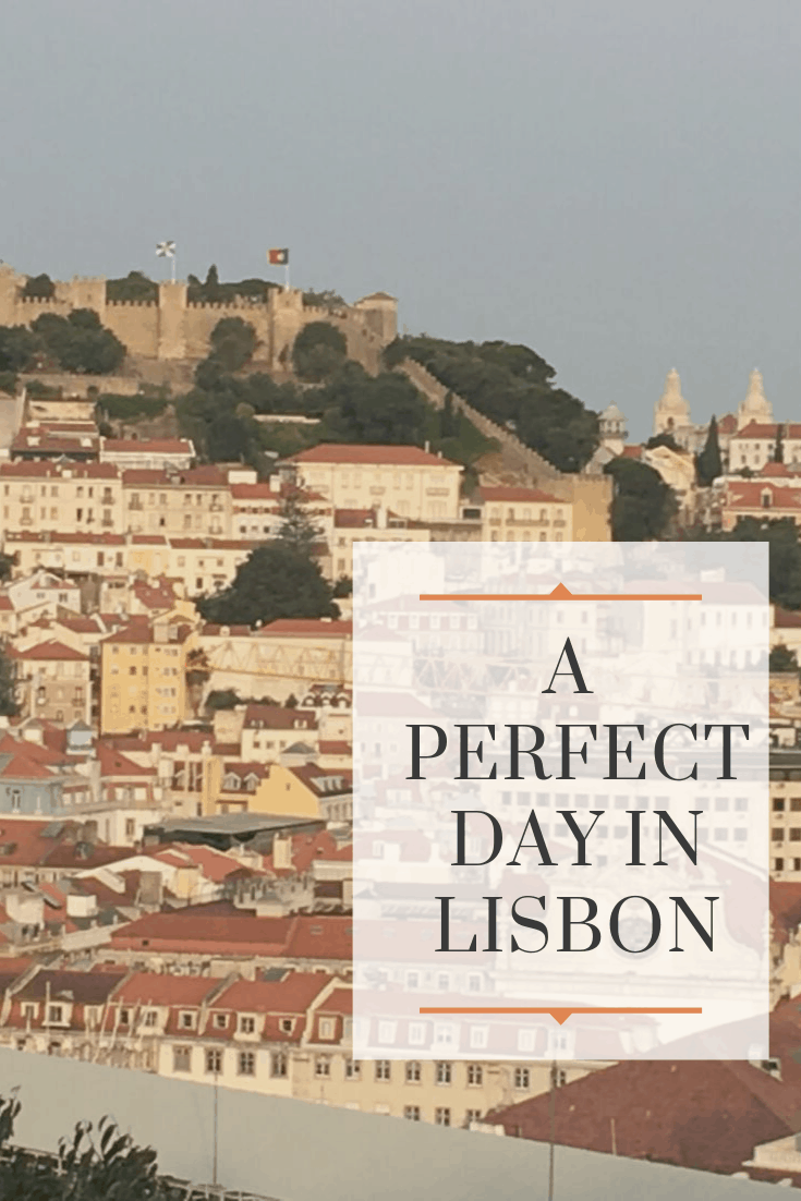 Perfect Day in Lisbon