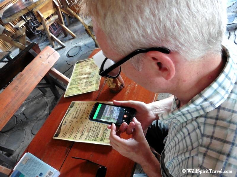 Using Smartphones Abroad
