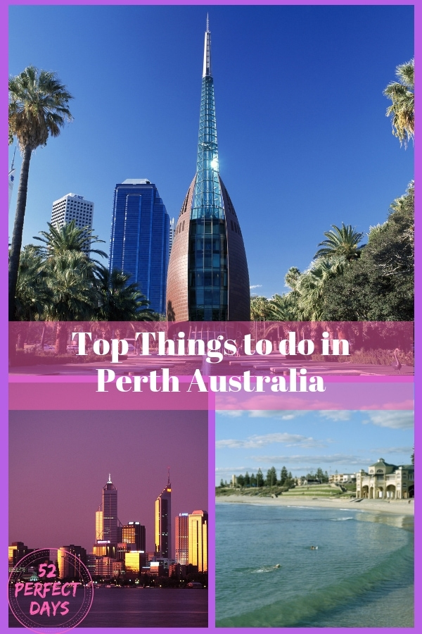 Top Things to do in Perth Australia