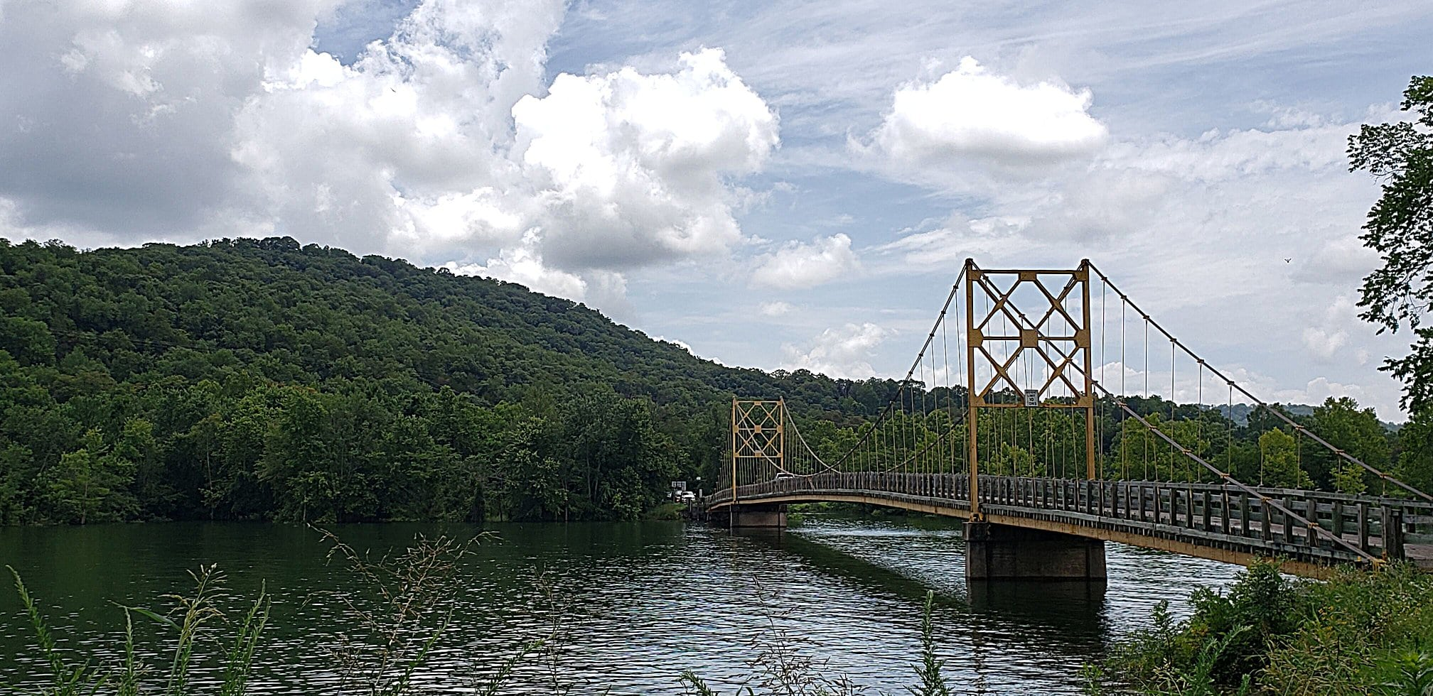 Beaver Bridge, Eureka Springs, Arkansas