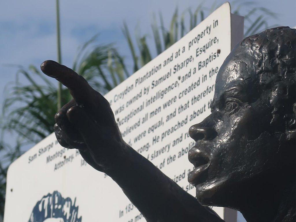 Sam Sharpe Square Jamaica