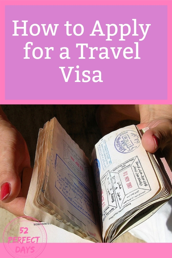 travel visa service
