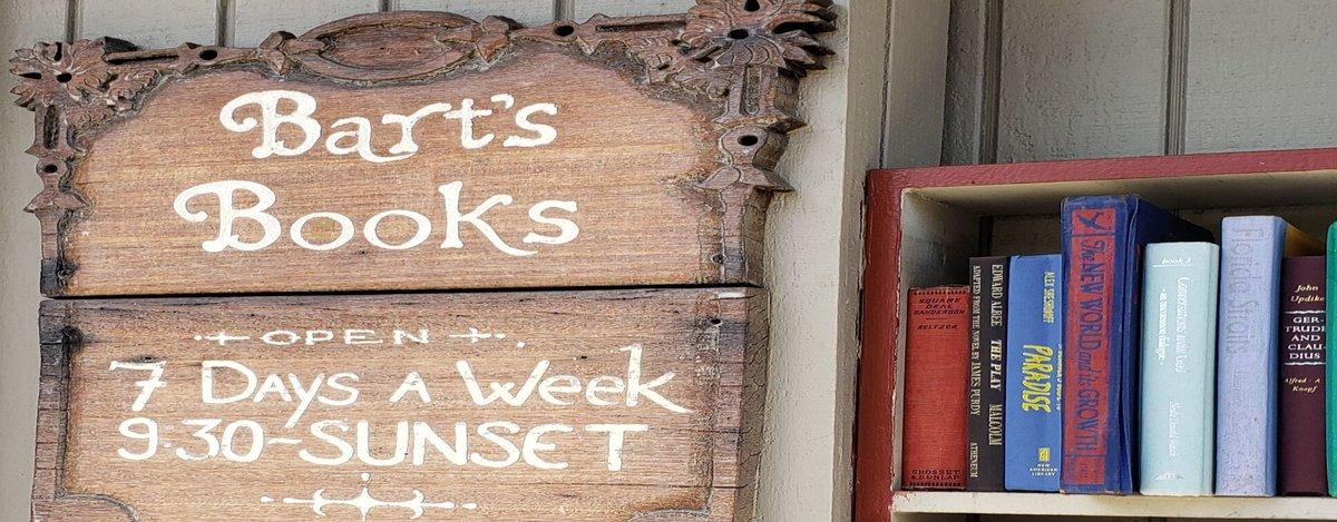 bart's books in ojai, ca
