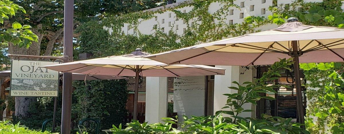 ojai vineyard tasting room