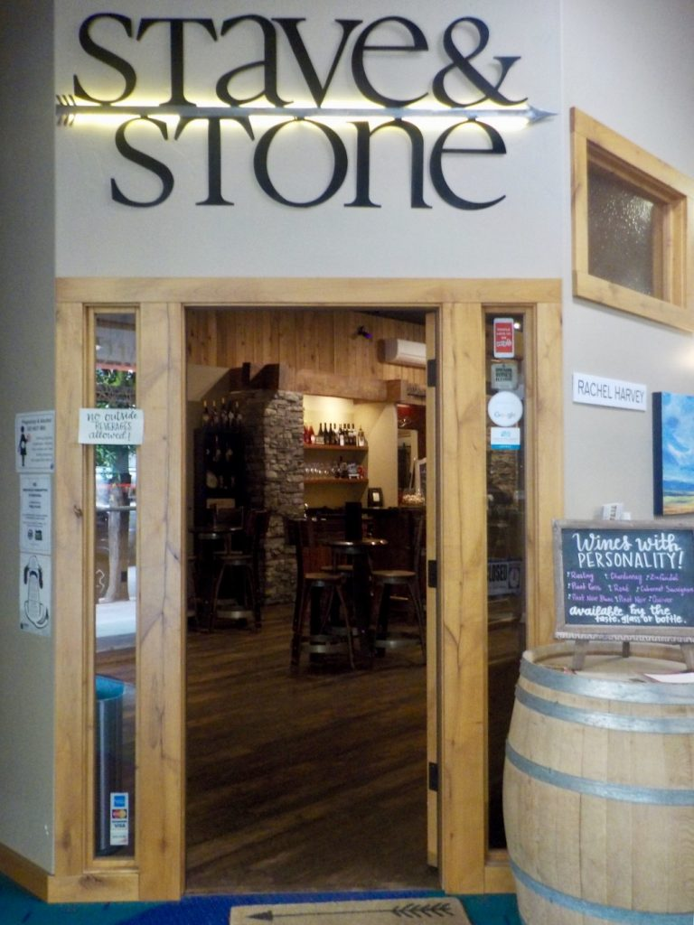 Stave & Stone in Hood River