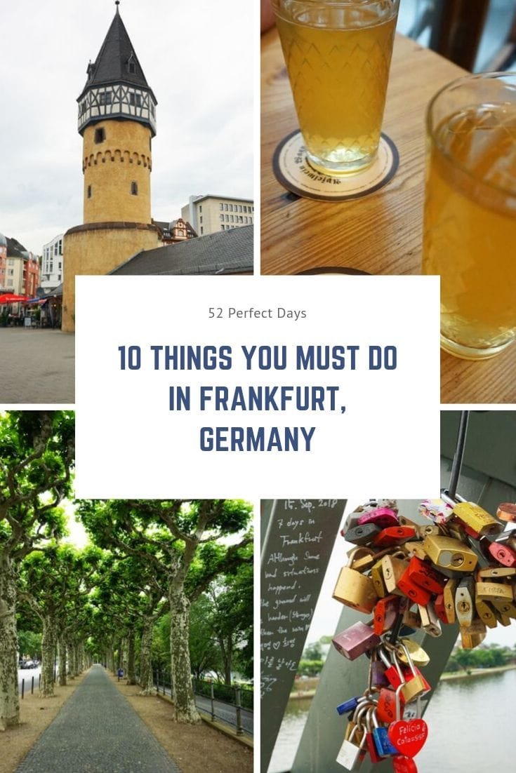 How to Spend a Perfect Day in Frankfurt, Germany