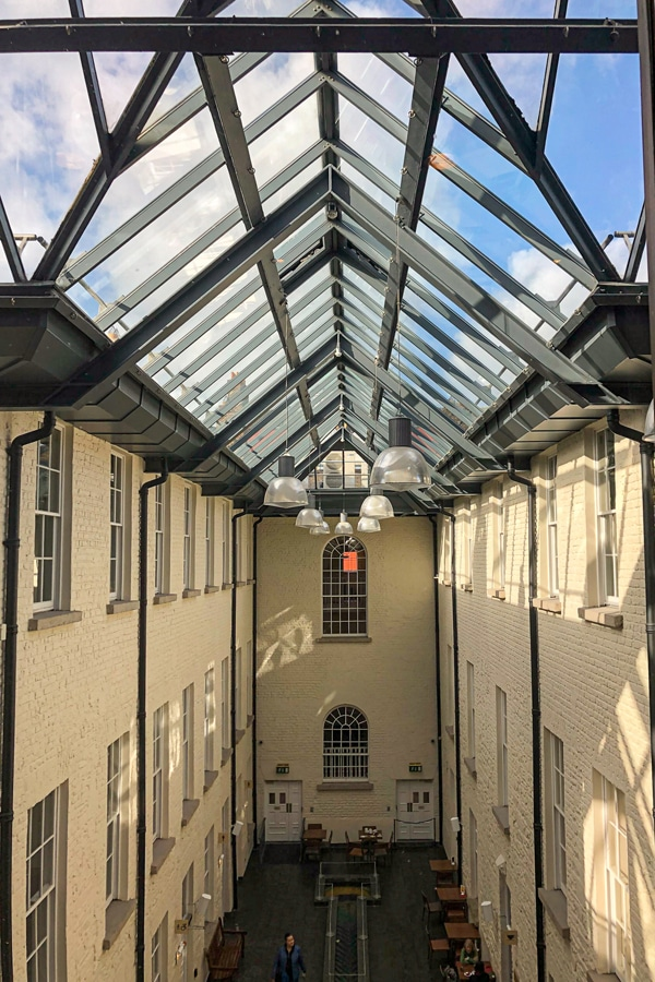 Chester Beatty Library Atrium