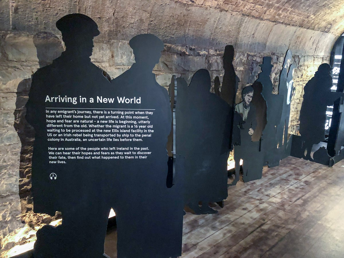 EPIC Museum: Arriving in A New World