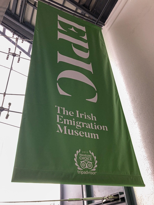 EPIC museum banner