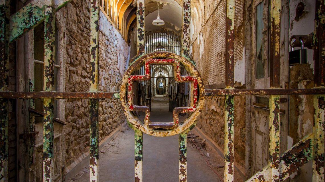 Eastern State Penitentiary in Philadelphia