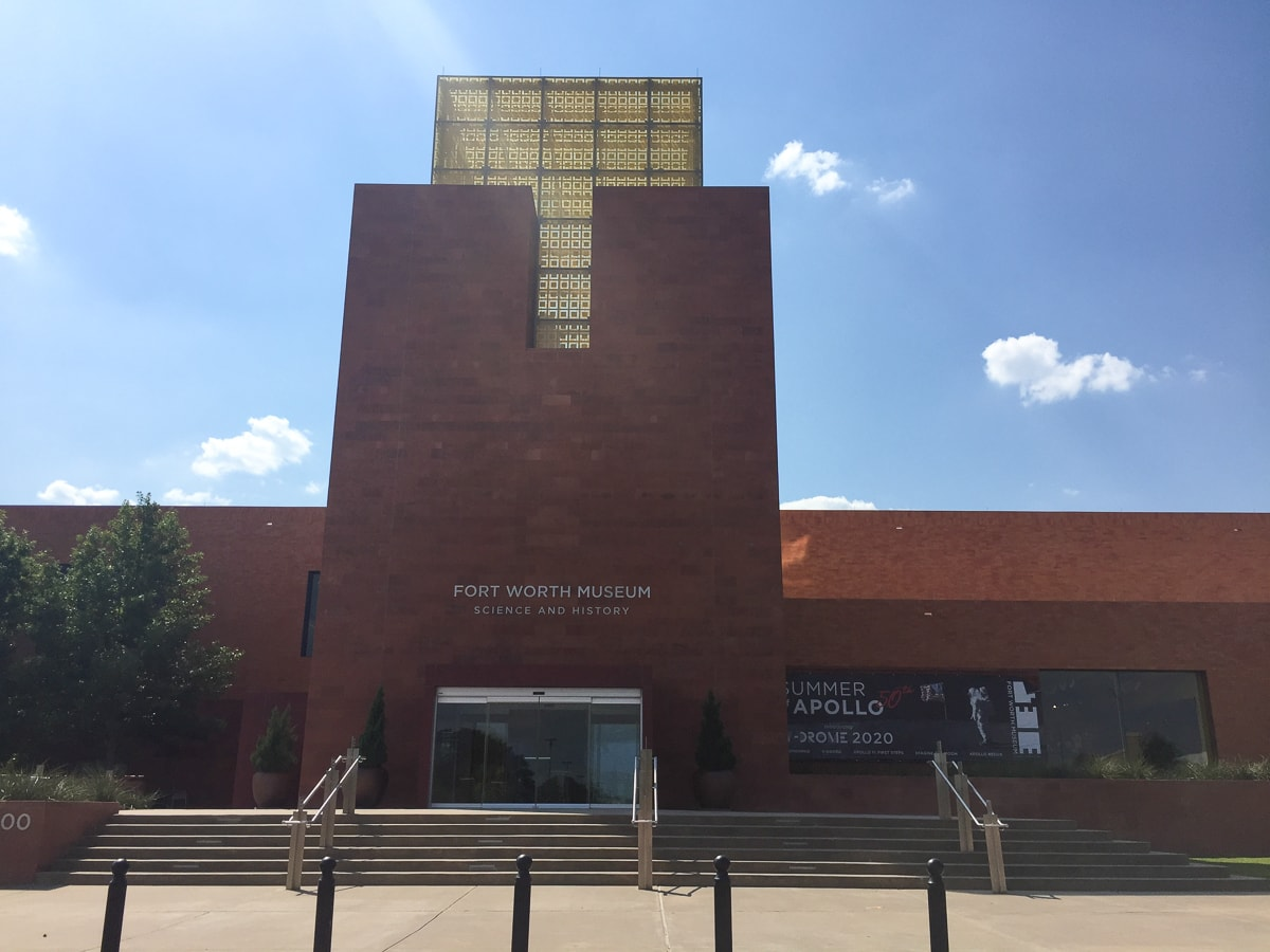 FW Museum of Science & History