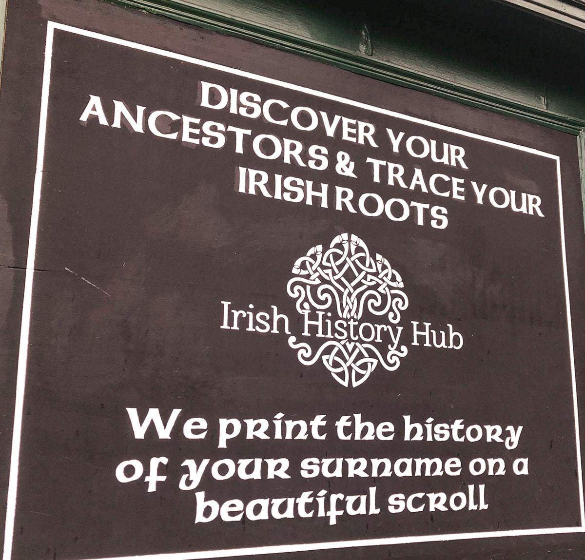Genealogy Research in Dublin