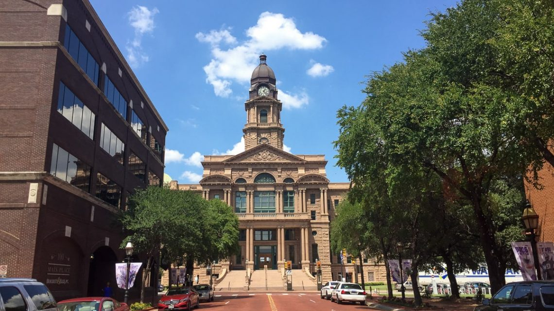 Tarrant County Court in Ft Worth