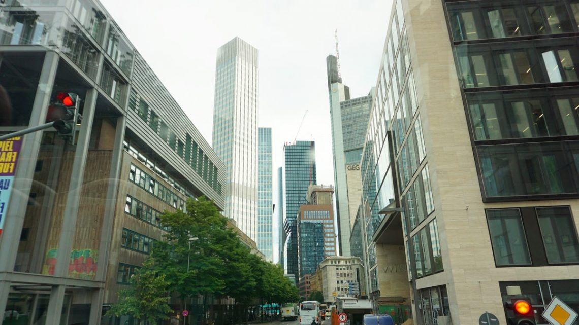 City of Frankfurt, Germany