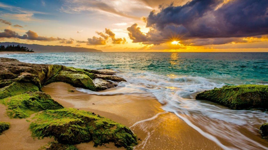oahu scenic beach