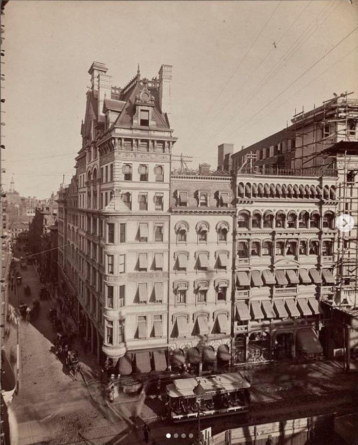 Omni Parker Hotel in Boston