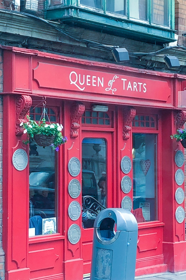 Queen of Tarts in Dublin