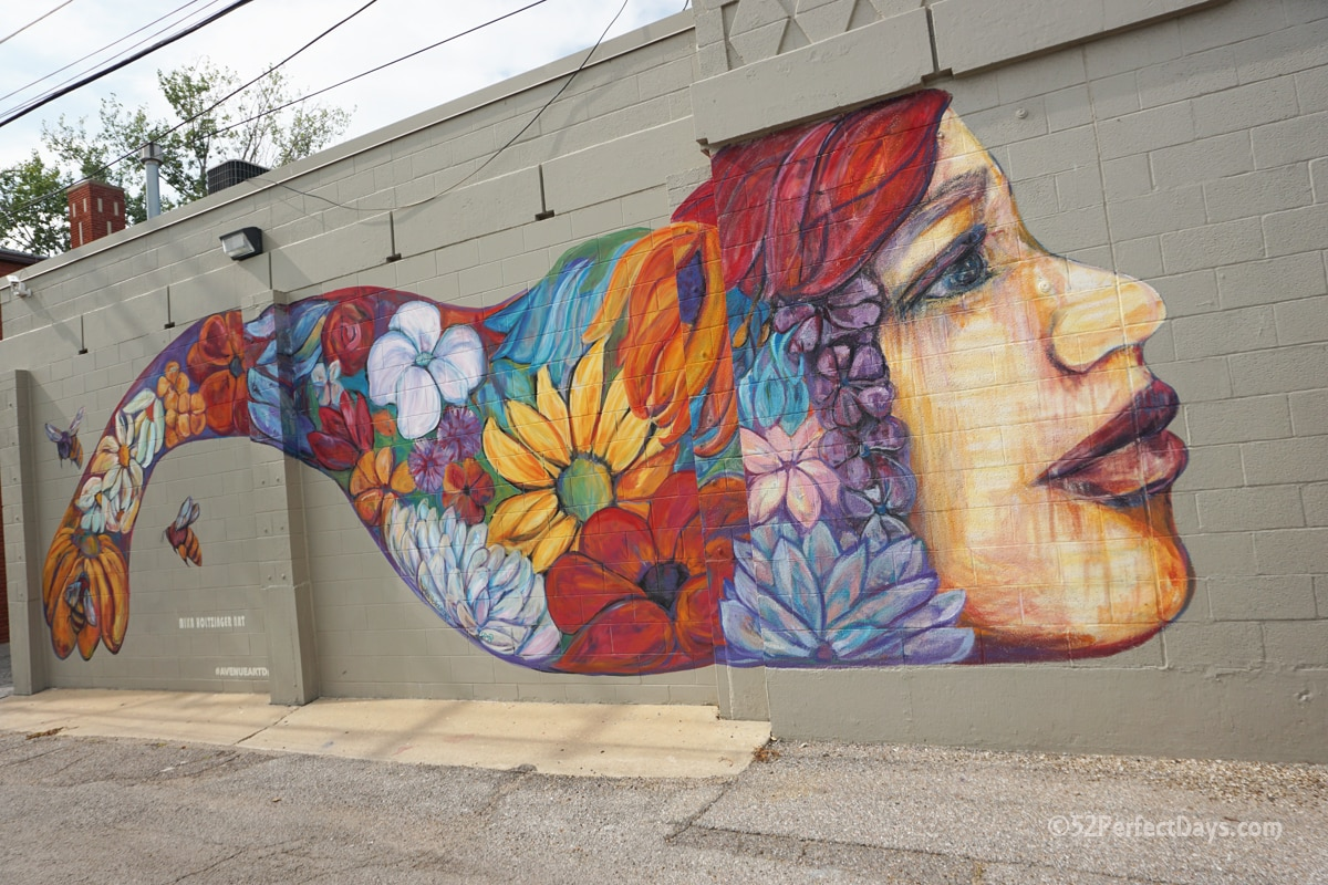 Street art in Wichita, Kansas
