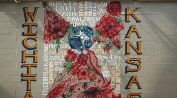 Wichita, Kansas Street Art