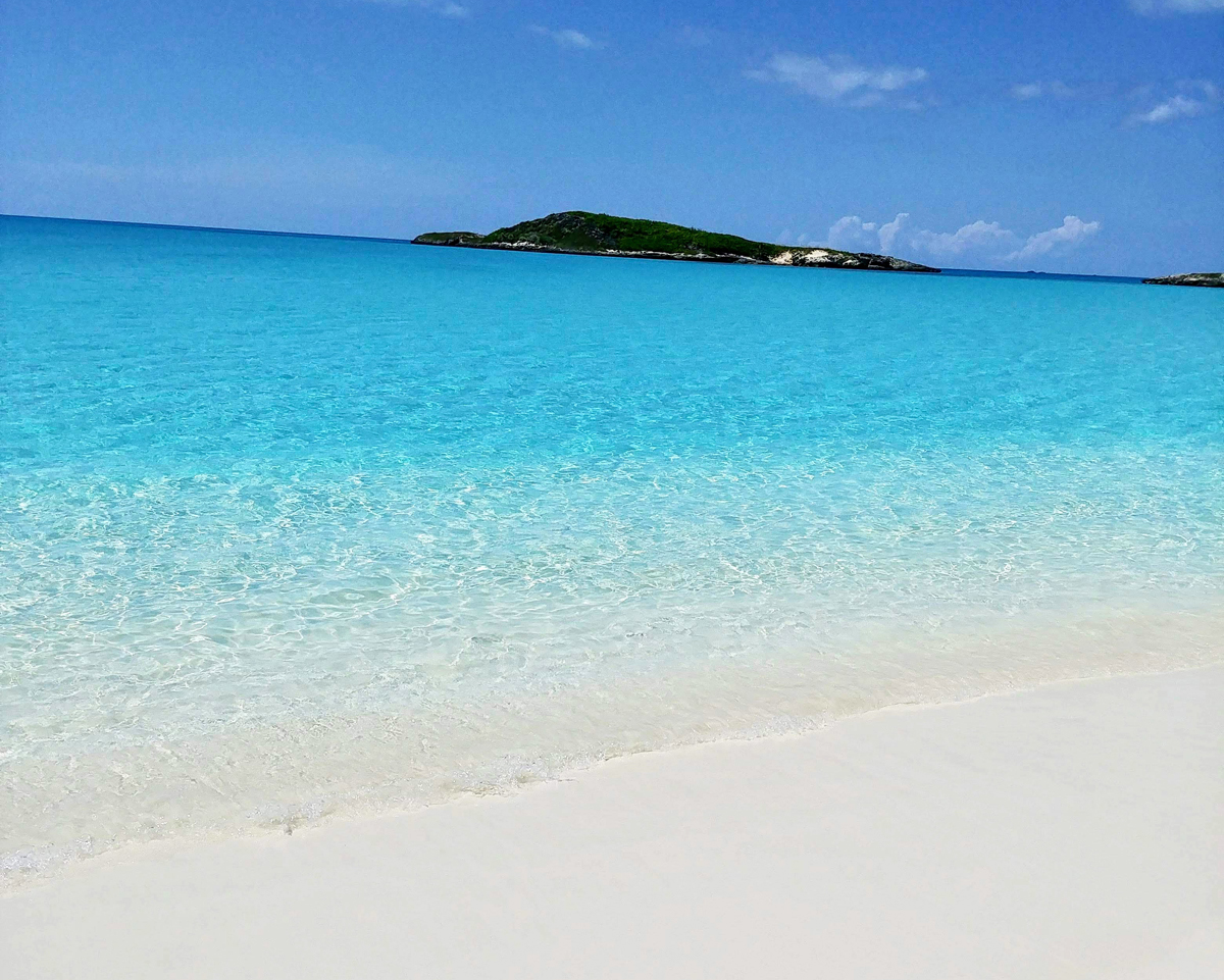The Beaches in Exuma