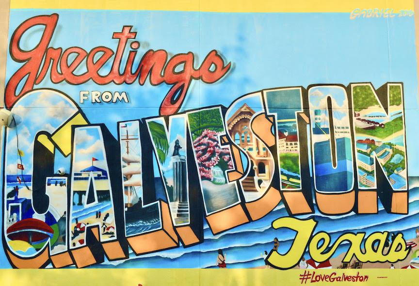 Galveston Mural 12