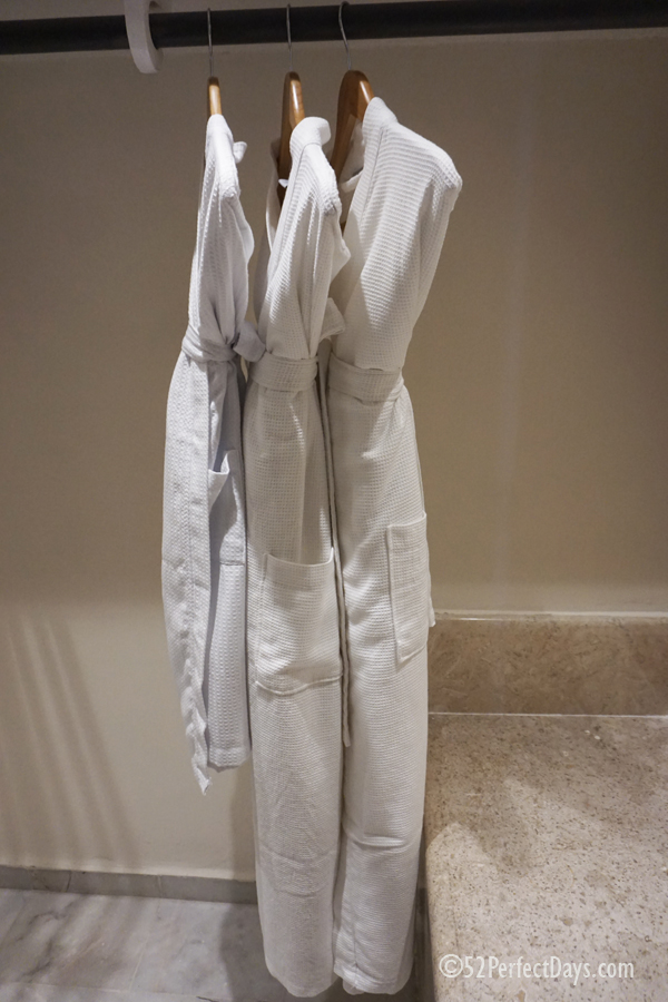 kid-sized robes at park royal