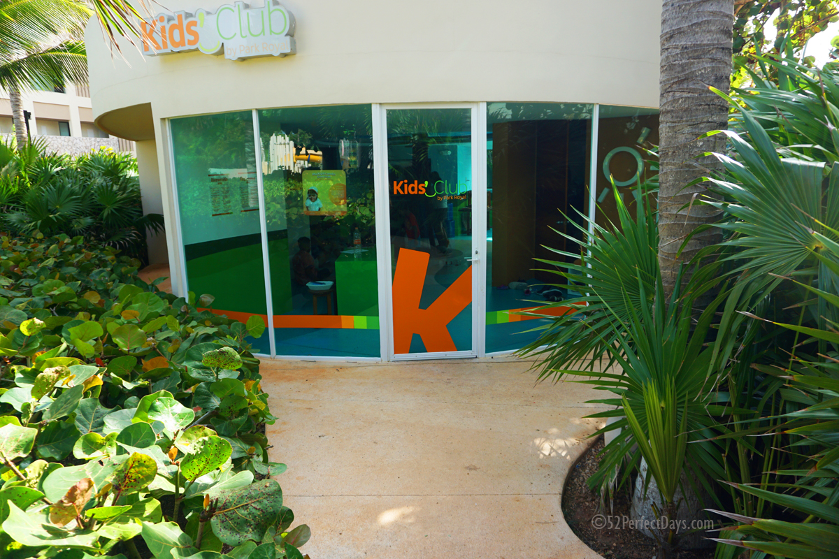 Kids Club at Park Royal Beach Resort