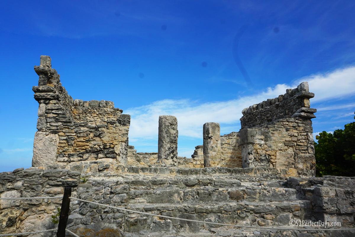 Scorpions Temple Ruin