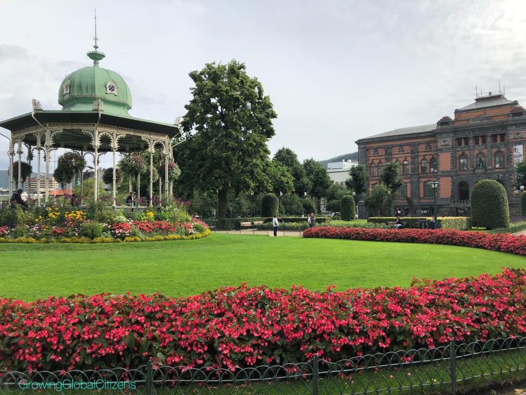 Bergen's parks