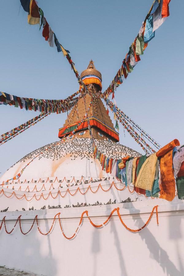 Boudha Kathmandu