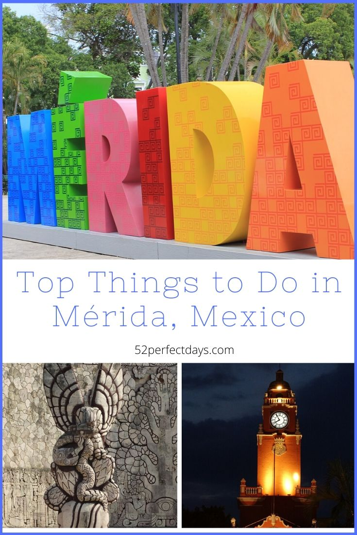 Travel Guide: Top Things to Do in Mérida, Mexico.