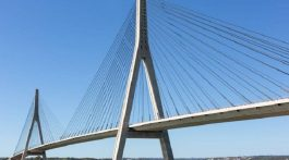 Jinja Uganda New Bridge