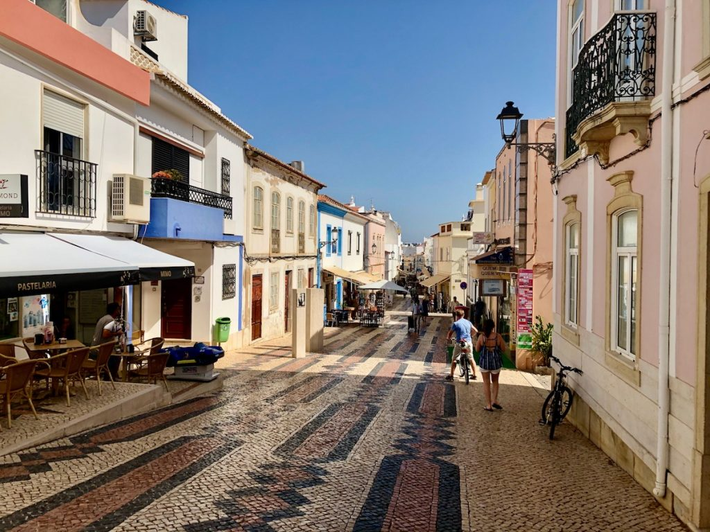 Old Town Things to do Lagos Portugal