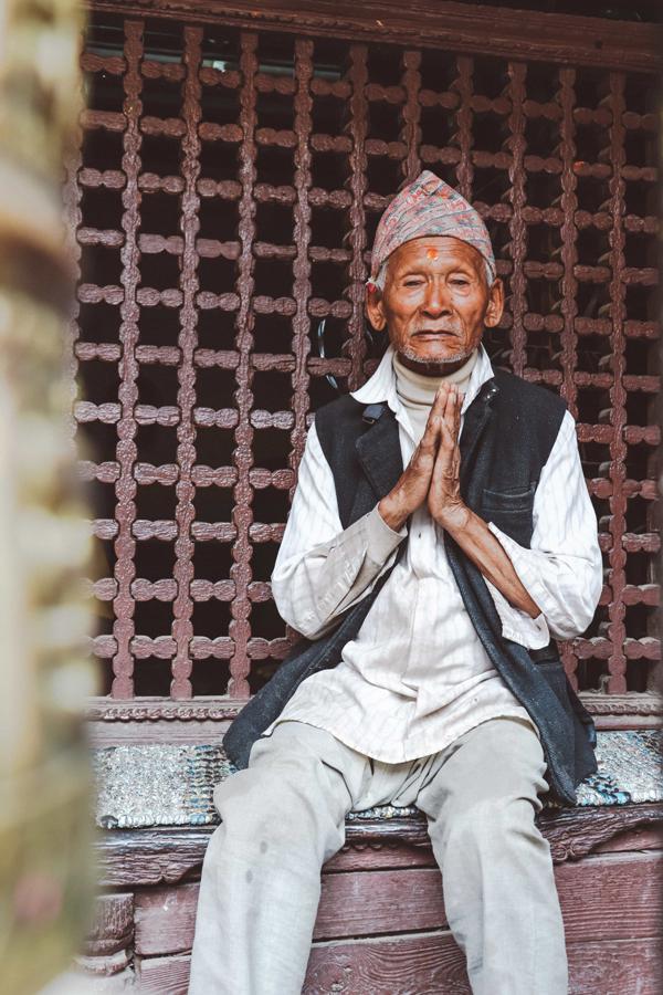 Namaste, Kathmandu