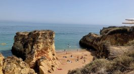 Perfect day in Lagos Portugal