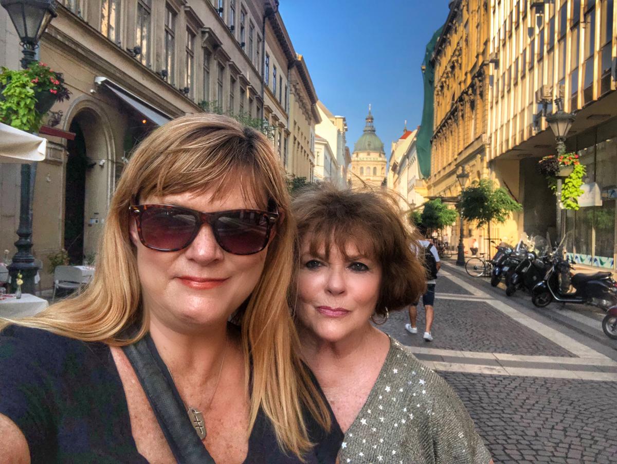 Penny & Alexa Budapest