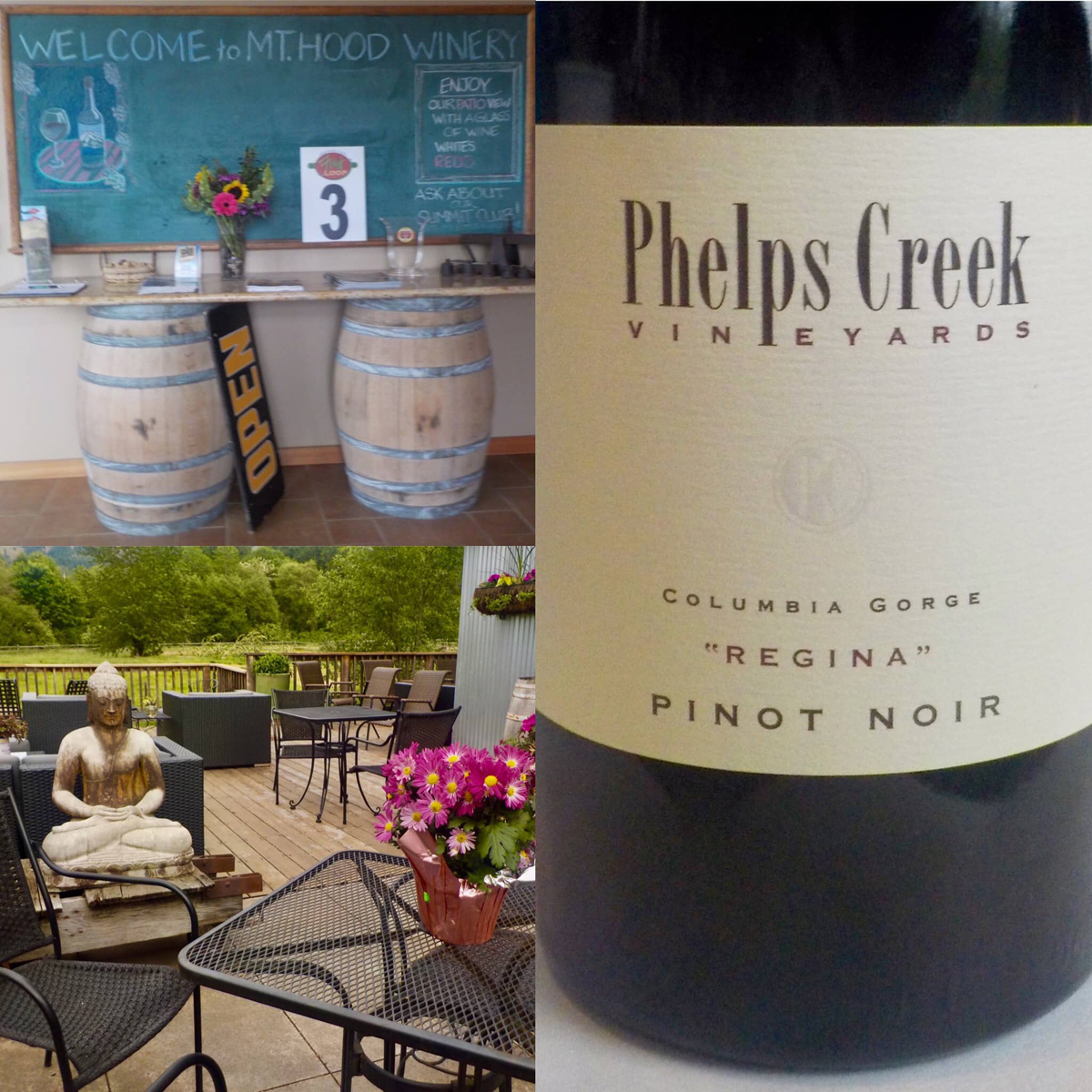 Phelps Creek Winery