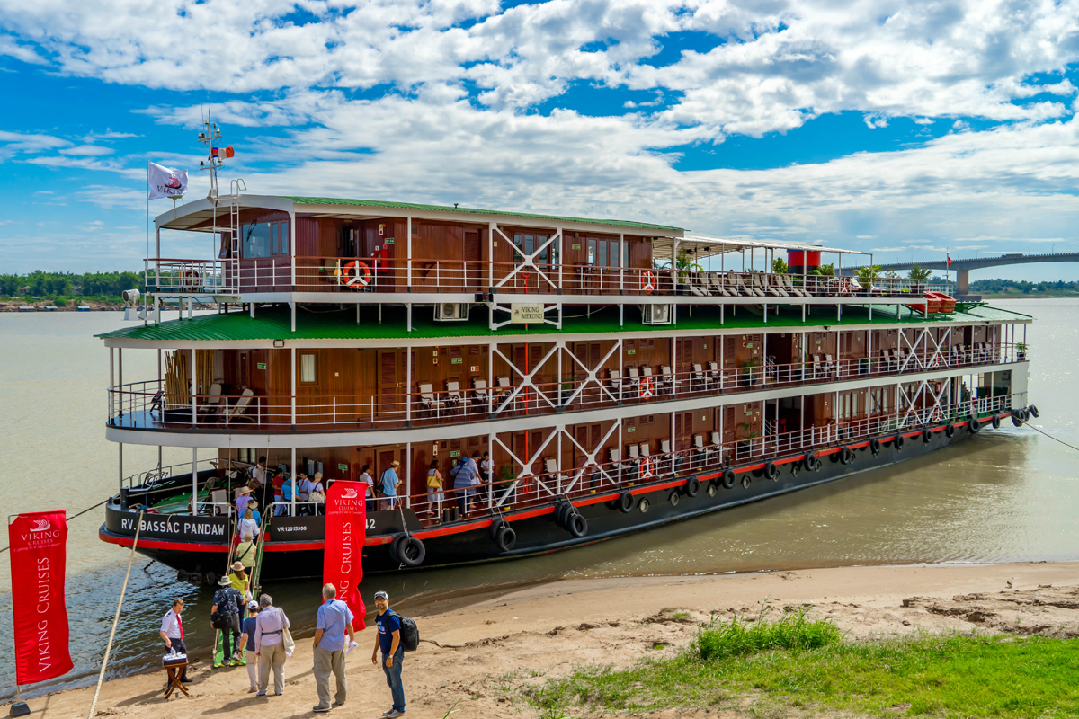 Magnificent Viking Mekong cruise through Vietnam and Cambodia
