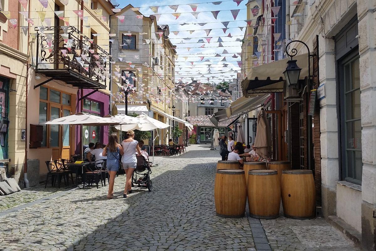 Plovdiv Kapana