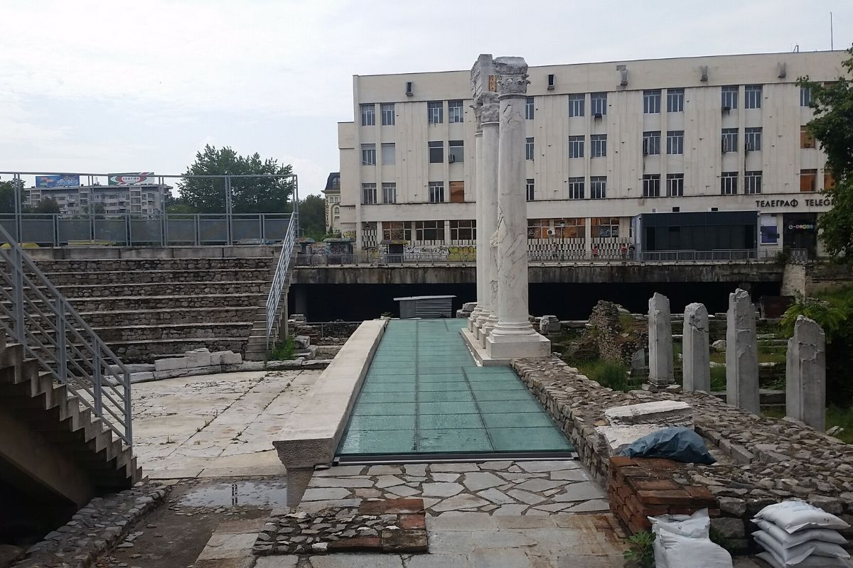 Odeon of Philippopolis