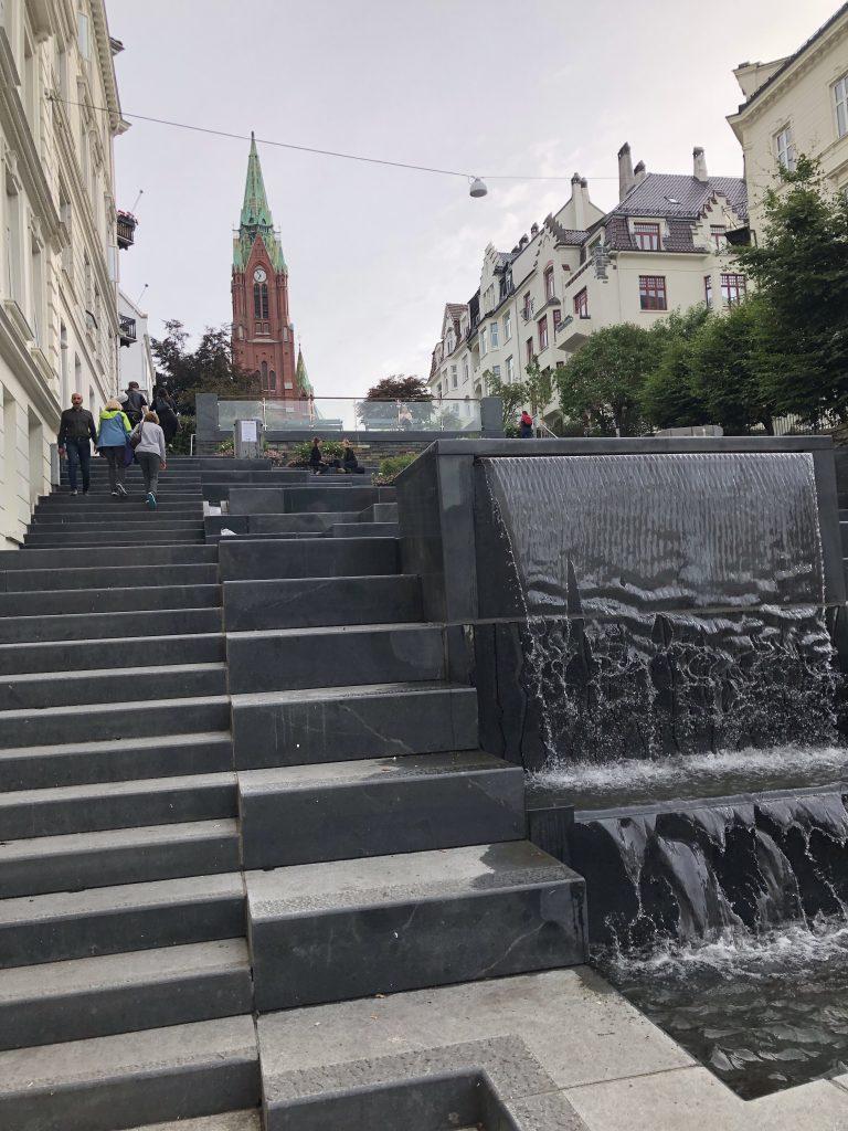 Bergen pedestrian mall