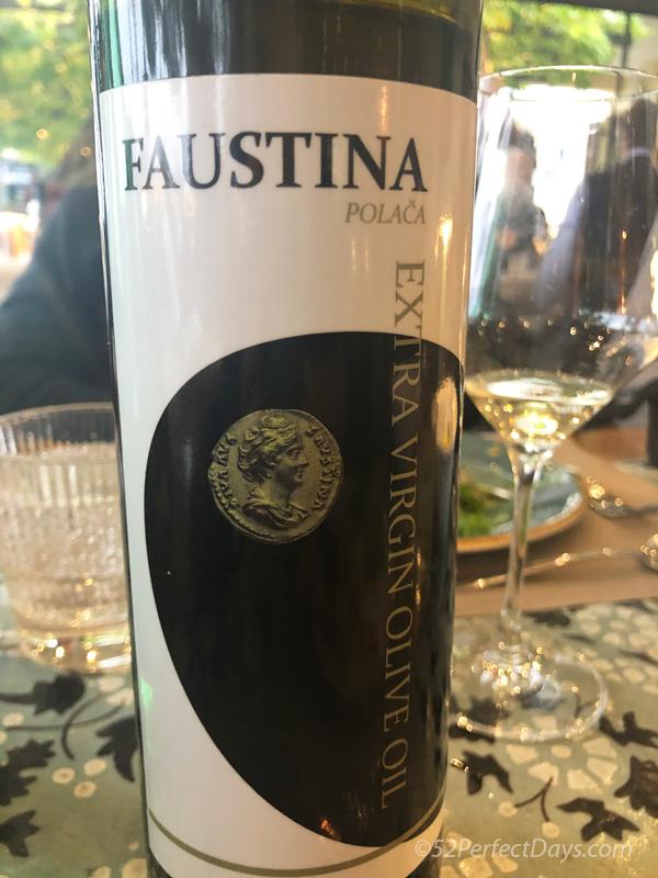 Faustina olive oil